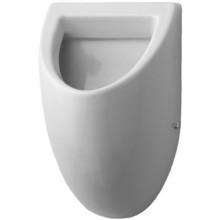 DURAVIT FIZZ urinal 305x285mm bez mušky, bílá 0823360000