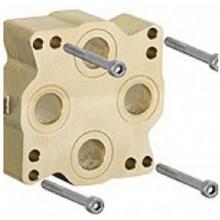 KLUDI prodloužení pro podomítkové těleso 30mm pro FLEXX.BOXX, mosaz