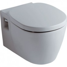 IDEAL STANDARD CONNECT kombinovaný klozet 360x540mm vodorovný odpad bílá E823201