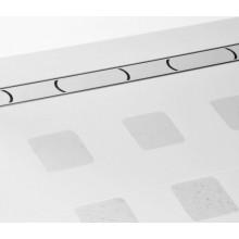 RAVAK SAFE STEP SQUARE bezpečnostní lepící čtverečky 100x100 mm protiskluzové X000000690