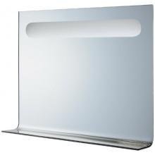 Doplněk zrcadlo Ideal Standard Moments 75x16x70 cm s osvětlením a odkl.poličkou