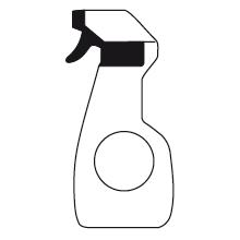 Vanička příslušenství Huppe - čistič pro akryl.vaničky 500 ml