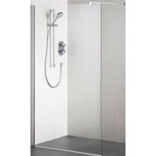 Příslušenství ke sprchovým koutům Ideal Standard - Synergy Wetroom upevňovací rameno - pod úhlem 100 cm Silver Bright