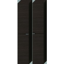 JIKA TIGO vysoká hluboká skříňka 300x270mm 2 dveře, mokka