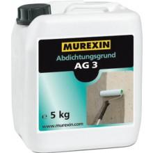 MUREXIN AG 3 základní nátěr 5kg, hloubkový, se zpěvňujícím účinkem, modrá
