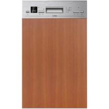 MORA VM 540 X vestavná myčka 448x550x815mm s panelem, nerez