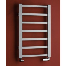 Radiátor koupelnový PMH Galeon 500/1280 390 W (75/65C) metalická stříbrná 29/70587