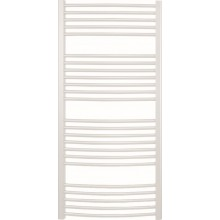 CONCEPT 100 KTOE radiátor koupelnový 300W elektrický prohnutý, bílá