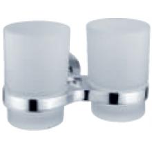 NIMCO METRO držák se skleničkou dvojitý 155x97x100mm chrom ME 8058DC-26