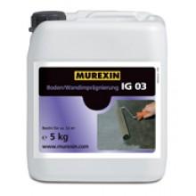 MUREXIN CURA IG 20 impregnace betonu 5kg, na zpěvnění povrchu