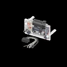 Předstěnové systémy ovládací desky TECE TECEplanus oddálené splachování pro WC, kabelový spínač 230/12V