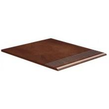 IMOLA ORTONA S33T schodovka 33,3x33,3cm brown