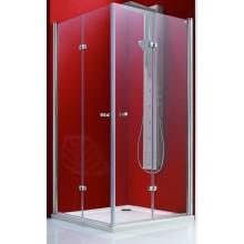 Zástěna sprchová dveře Huppe sklo 501 Design P 90x190 cm bílá/čiré