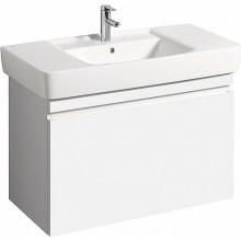 KERAMAG RENOVA NR. 1 PLAN skříňka pod umyvadlo 92,6x58,6x43,8cm, závěsná, bílá lesklá 869100000