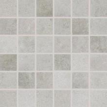 RAKO FORM mozaika 30x30cm, lepená na síťce, šedá