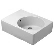Umyvadlo klasické Duravit s otvorem Scola umyvadlo vpravo 61,5x46 cm bílá