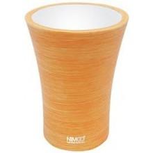 Doplněk ostatní Nimco Atri pohárek na kartáčky  oranžová