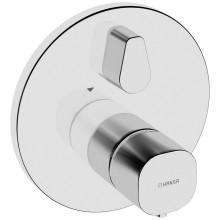 HANSA LIVING baterie sprchová DN15, Ø170mm, podomítková, termostatická, chrom