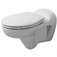 WC závěsné Duravit odpad vodorovný Duraplus Bambi hlubokým splachovním 32x52,5 cm bílá