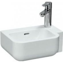LAUFEN SMAL umývátko 360x250mm s otvorem, zápustné, bílá