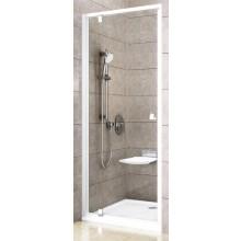 Zástěna sprchová dveře Ravak sklo PDOP1-80 80 bright alu/transparent
