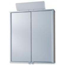 JOKEY ALUSMART zrcadlová skříňka 60x79cm s osvětlením, alumínium