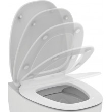 IDEAL STANDARD DEA WC sedátko ultra ploché, se Soft Close, duraplast, bílá T676701