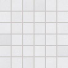 Dlažba Rako Clay mozaika 5x5 (30x30) cm bílá