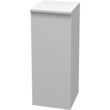 Nábytek skříňka Jika Cubito Pure 35x35x88,4 cm bílá/dekor dřevo
