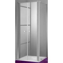 Zástěna sprchová dveře Huppe sklo 501 Design 800x1900mm stříbrná lesk/čiré AP