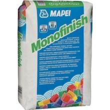 MAPEI MONOFINISH cementová malta 22kg, jednosložková, šedá