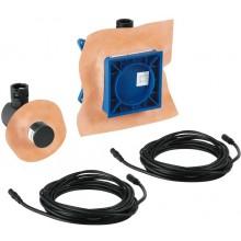GROHE DELUXE set F-digitálního tělesa parního generátoru