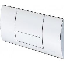 VIEGA STANDARD 1 8180.1 ovládací deska 271x141mm, alpská bílá
