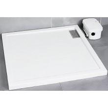 SFA SANIBROY TRAYMATIC EXTERN set sanitární čerpadlo 250W se sprchovou vaničkou 90x90x4,6cm, biotec