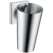 AXOR STARCK ORGANIC kalíšek na ústní hygienu 128mm, chrom 42734000