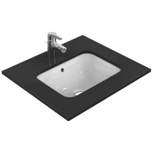 Umyvadlo zápustné Ideal Standard bez otvoru Connect 58x41x17,5 cm bílá