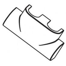 CONCEPT designová krytka pro Multiblock T rohový, nerez ocel