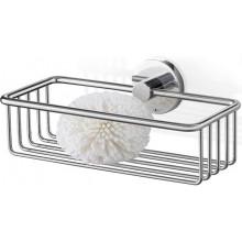 ZACK SCALA koupelnový košík 23,5x13,5x9cm, nerez ocel/vysoký lesk