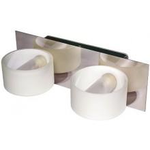 RABALUX NICOLE koupelnové svítidlo 2x40W, chrom/bílá