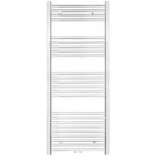 CONCEPT 150 koupelnový radiátor 1200/600mm, teplovodní, středové připojení, chrom
