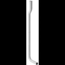 GEBERIT souprava splachovací koleno 90 zalomená, alpská bílá