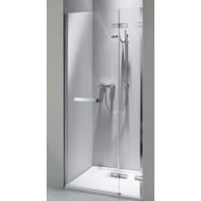 KOLO NEXT křídlové dveře do niky 900x1950mm dveře otevírané vně, levé/pravé, chrom/čiré skloReflexKolo HDRF90222R03R
