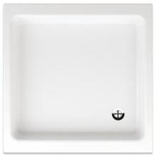 TEIKO STEFANI sprchová vanička 80x80x10cm, čtverec, akrylát, bílá