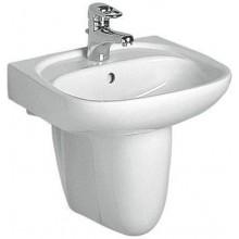 Umyvadlo klasické Sanitec bez otvoru Nova/Fondo Kolo 55x43 cm bílá