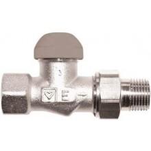 """HERZ TS-90-E termostatický ventil 1/2"""" nízkoodporový, přímý, pro jednotrubkové soustavy"""