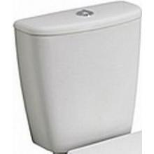 KOLO REKORD keramická nádrž 36,4x36,6x15,6cm s dvojitým splachováním 3/6 l, bílá K94004000