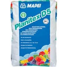 MAPEI PLANITEX D5 samonivelační stěrka 25kg, podlahová, bílá