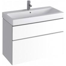 Nábytek skříňka pod umyvadlo Keramag iCon 89x62x47,7 cm bílá lesklá (Alpin)