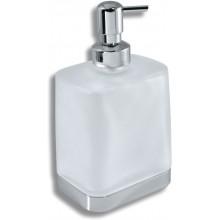 NOVASERVIS METALIA 4 dávkovač mýdla 0,4l sklo/chrom