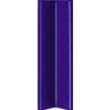 RAKO COLOR TWO vnitřní hrana 2,4x20cm, průběžná, tmavě modrá